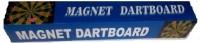 Kaizen Magnet Dartboard Large Soft Tip Dart (Pack Of 1)