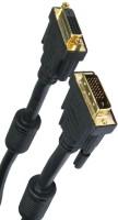 Signaweld DVI MALE TO FEMALE DVI Cable (Black, Blue, White)