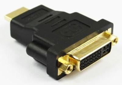 Jinali DVI Female To HDMI Male Converter Data_cable - Black