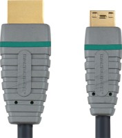 Bandridge BVL1502 HDMI mini - HDMI mini - 2.0 m
