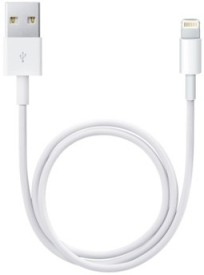 Apple Lightning To USB Cable (0.5 M) Data_cable - White