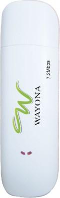 Wayona 7.2 Mbps USB Modem