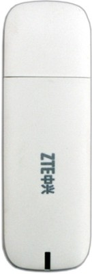 ZTE 21.6 Mbps Data Card at Rs. 899 from Flipkart