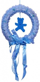 Madcaps The Partyshop Blue Decor - 1 g