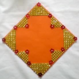 Zelos Wooden Decorative Platter