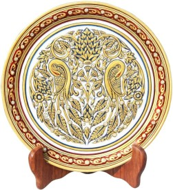 SR Crafts Stoneware Decorative Platter