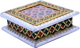 Craft mansion Dry fruits dox Wooden Decorative Platter