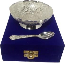 Era Traders Brass Decorative Platter