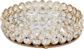 Angels Choice Crystal Decorative Platter