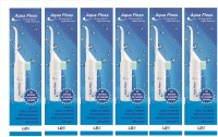 Aqua Floss Oral Irrigator And Water Floss - Neutral (20 Cm, Pack Of 6)