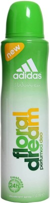 Buy Adidas Floral Dream Deodorant Spray  -  150 ml: Deodorant