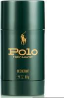 Ralph Lauren Polo Green Deodorant Stick  -  For Boys, Men (60 G)