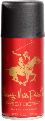 Beverly Hills Polo Club Sprays Beverly Hills Polo Club Aristocrat Deodorant Spray For Men