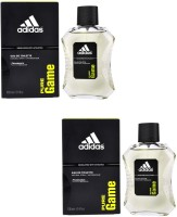 Adidas Pure Game EDT Combo's Body Spray  -  For Boys, Men (200 Ml)