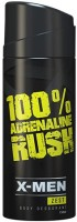 X-MEN Zest Body Deodorant Spray  -  For Men, Boys (150 Ml)