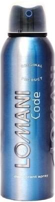 Lomani Sprays Lomani Code Deodorant Spray