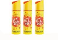 SET WET Mischief Avatar Deodorant Body Spray  -  For Men (150 Ml)