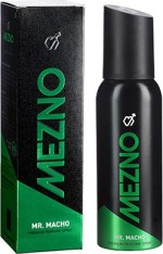 Mezno Sprays Mezno Mr.Macho Deodorant Spray For Men