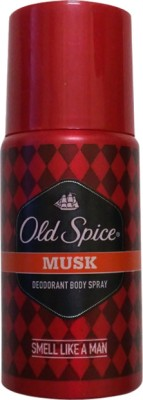 Buy Old Spice Musk Deodorant Spray  -  150 ml: Deodorant