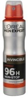 Loreal Paris Men Expert Extreme Protection Invincible Deodorant Spray  -  For Men (250 Ml)