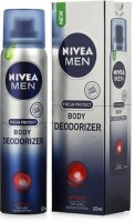 Nivea Fresh Protect Body Deodorizer Intense Deodorant Spray  -  For Men (120 Ml)