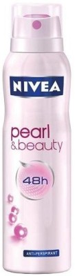 Buy Nivea Pearl & Beauty Deodorant Spray  -  150 ml: Deodorant