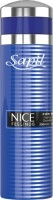 Sapil Nice Feelings Blue Deodorant Body Spray  -  For Boys (200 Ml)