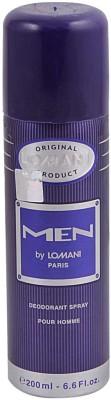Lomani Sprays Lomani Men Deodorant Spray For Men