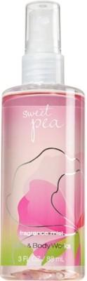 Bath & Body Works Sprays Bath & Body Works Sweet Pea Body Mist For Boys, Girls, Men, Women