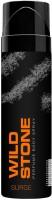 Wild Stone Surge Perfumed No Gas Body Spray 120ml Body Spray  -  For Men (120 Ml)