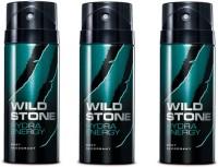 Wild Stone Hydra Energy Body Spray  -  For Men (150 Ml)