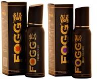 Fogg Woody-Fourge Deodorant Spray  -  For Men (240 Ml)