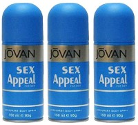 Adidas Sex Appeal Body Spray  -  For Boys, Men (450 Ml)