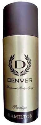 Denver Sprays Denver Hamilton Prestige Deodorant Spray For Men