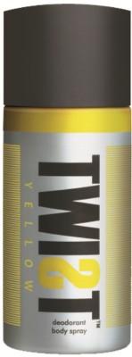 Twist Sprays Twist Yellow Deodorant Spray For Boys, Men