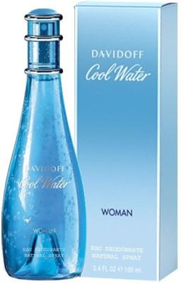 Davidoff Cool Water Deodorant Spray - 100 ml For Women