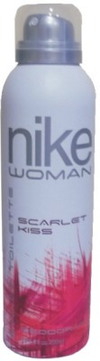 Buy Nike Scarlet Kiss Deodorant Spray  -  200 ml: Deodorant