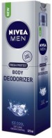 Nivea Men Fresh Product Body Deodorizer Deodorant Spray  -  For Men (120 Ml)