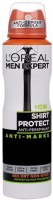 Loreal Shirt Protect Anti-Marks 48 H Dry Anti-Perspirant With Ayur Soap Deodorant Spray  -  For Men (250 Ml)