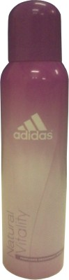 Buy Adidas Natural Vitality Deodorant Spray  -  150 ml: Deodorant