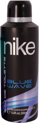 Buy Nike Blue Wave Deodorant Spray  -  200 ml: Deodorant