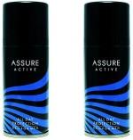 Assure Sprays Assure Active Deodorant Spray For Men, Boys