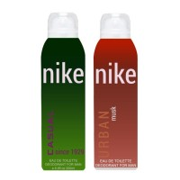 Nike Casual Urban Musk Body Spray  -  For Men (400 Ml)
