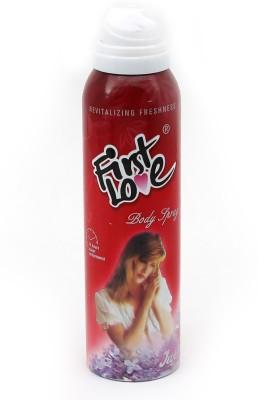 Jevton First Love Red Deo Deodorant Spray  -  For Men, Women