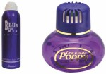 Rasasi Sprays Rasasi Rasasi Blue Deo + Poppy Lavender Car Freshener Free Deodorant Spray For Boys, Girls, Men, Women