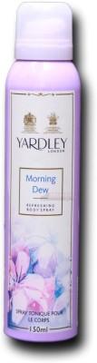 Yardley London Sprays Yardley London Yardley London Morning Dew Body Spray For Women
