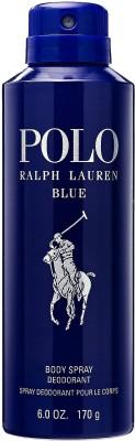 Ralph Lauren Sprays Ralph Lauren Polo Blue Deodorant Spray For Men