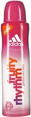 Buy Adidas Fruity Rhythm Deodorant Spray  -  150 ml: Deodorant