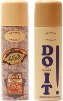 Lomani Elpaso And Do It Deodorant Spray  -  For Men (400 Ml)