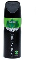Park Avenue Tranquil Deodorant Body Spray  -  For Men (100 G)